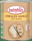 BABYBIO Bezmleczna kaszka ryż&quinoa z wanilią 6m+ (220 g)