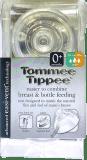 TOMMEE TIPPEE Náhradní savička C2N, variabilní průtok, 0+, 2 ks