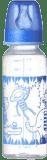TOMMEE TIPPEE Kojenecká láhev 2 ks 250ml 3m+ Basic-kluk