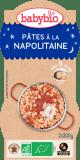 BABYBIO Večerní menu Neapolské těstoviny 2 x 200 g