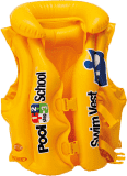 INTEX Plavací vesta 3-6let