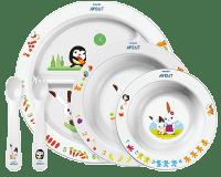 AVENT Zestaw posiłkowy dla dziecka 6m+