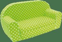 BINO Mini Sofa – zielona