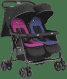 JOIE Kočík pre dvojčatá Aria Twin pink & blue