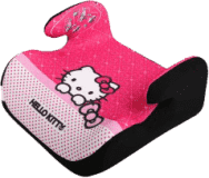 NANIA Podsedák Topo Comfort (15-36 kg) - Hello Kitty First 2015