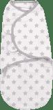 SUMMER INFANT Zavinovačka SwaddleMe S šedé hvězdy