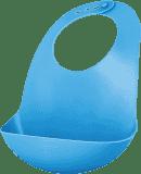 AVENT Śliniak plastikowy z kieszonką – niebieski