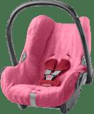 MAXI-COSI Letní potah na autosedačky CabrioFix,  Pebble, Pebble Plus – Pink 2018