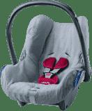 MAXI-COSI Letní potah na autosedačky CabrioFix, Pebble, Pebble Plus – Cool Grey 2019