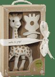 VULLI Set žirafa Sophie + kousátko z kolekce So'Pure Sophie