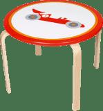SCRATCH Drewiany dziecięcy stół Formuła