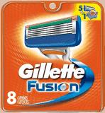 GILLETTE Fusion Manual 8szt – dodatkowe głowice
