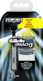 GILLETTE Mach 3 golarka + głowice 3szt