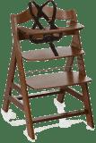HAUCK Krzesełko do karmienia Alpha+B walnut 2018