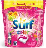 SURF Color Tropical lily 2v1 (42 praní) – kapsle na praní
