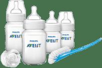AVENT Zestaw startowy dla niemowląt Classic+ PP