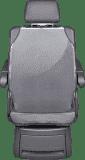 REER Ochranná fólia zadného sedadla v aute