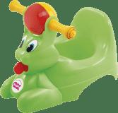 OK BABY Nočník Spidy - zelený