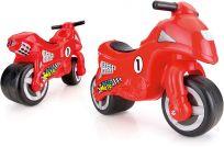 DOLU Odrážadlo motorka, červená