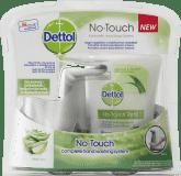 DETTOL Bezdotykový dávkovač mydla Aloe Vera 250 ml