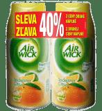 AIRWICK Aut.Spray náplň DUO Citrus 2x 250 ml