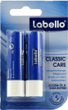 LABELLO Balsam do ust Classic, dwupak 2 x 4,8 g