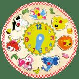 BINO Puzzle hodiny 7 ks