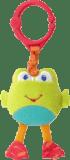 BRIGHT STARTS Hračka na C kroužku Take´n Shake, žába, 0m+