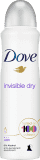 DOVE Invisible Dry deo spray 150 ml – dámsky antiperspirant