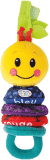 BABY EINSTEIN Housenka natahovací hudební Caterpillar™ 3m+