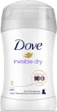 DOVE Invisible Dry deo stick 40 ml – dámsky antiperspirant