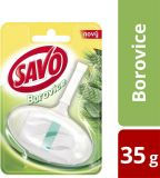 SAVO Borovice Tuhý WC blok, 35 g