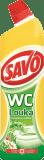 SAVO WC čistič Vôňa lúky 750ml