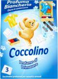 COCCOLINO Jarní vůně vonné sáčky do šatníku 3 ks - modré