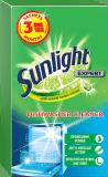 SUNLIGHT Čistič umývačky riadu 3 x 40g