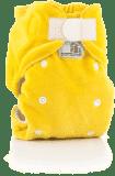 BAMBOOLIK Noční kalhotková látková plena, žlutá