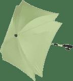 ZOPA Slunečník čtvercový + UV, zelená