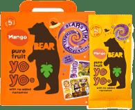 BEAR Yoyo želé – Mango (5x20g)