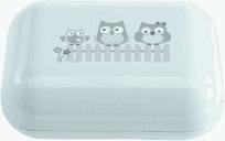 BÉBÉ-JOU Puzdro na mydlo Owl family