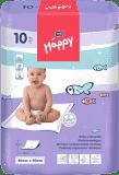 BELLA HAPPY Baby Podkłady do przewijania 60x60 cm (10 szt.)