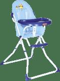 PATRON Jídelní skládací židlička Bee 2017 – owl blue