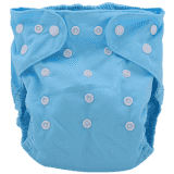 BOBOLIDER Plenkové kalhotky ECO Bobolider B11 – světlemodré