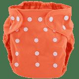 BOBOLIDER Plenkové kalhotky ECO Bobolider B17 – oranžové