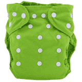 BOBOLIDER Plenkové kalhotky ECO Bobolider B28 – zelené