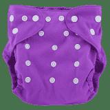 BOBOLIDER Plenkové kalhotky ECO Bobolider B29 – fialové