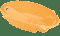 CAM Dziecięca wanienka Bollicina - pomarańczowa, U48