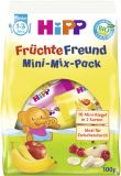 HIPP BIO Ovocné oplátky 10 ks - Banán-Jablko-Maliny + Banán-jablko, 100 g