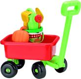 ECOIFFIER Retro vozík s kanvičkou a príslušenstvom