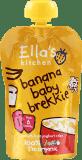 ELLA'S Kitchen Deser jogurt z bananem