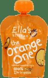 5x ELLA´S Kitchen Orange One (Mango) 90 g – Mus owocowy